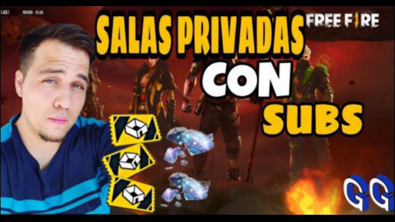 DIAMANTES | TORNEO | ESCUADRAS | SALAS |FREE FIRE