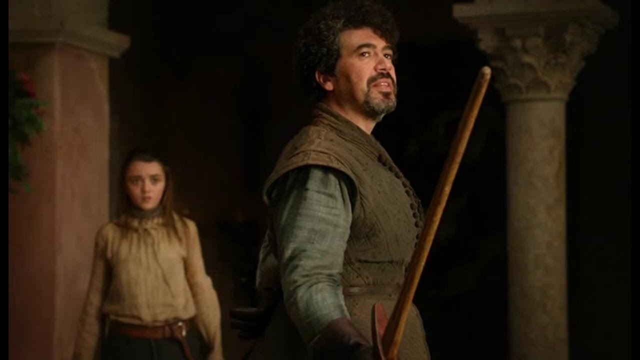 Did Syrio Forel really die?