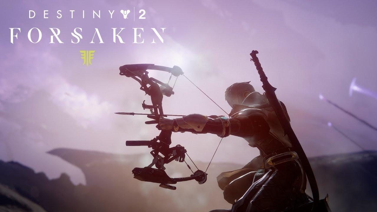 destiny 2 forsaken official reveal youtube