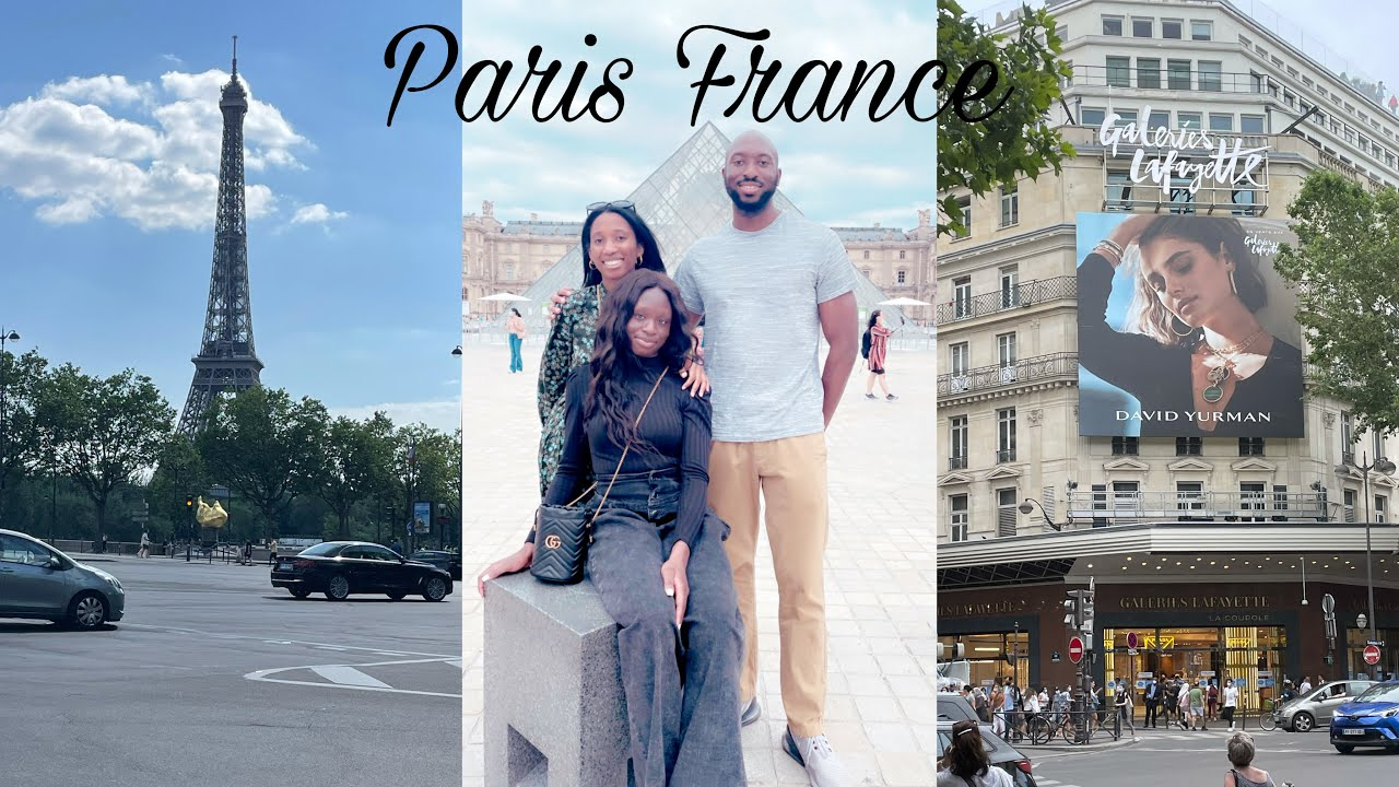 Travel Vlog: Paris France 2021   Restrictions are finally lifted for Americans