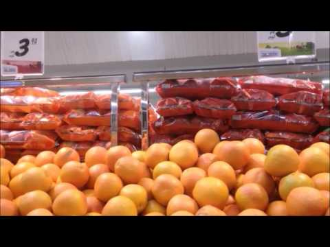 TELAVIV Grocery Shoping Tour /Cheap And Best Supermarket in Town