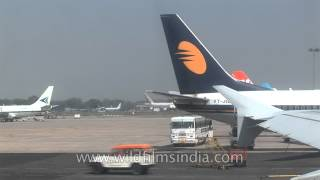 Netaji Subhas Chandra Bose International Airport - Major centre of flights to North-East India