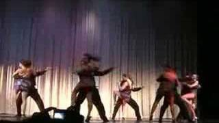 Cal State Long Beach (CSULB) Advanced Salsa Dance Team
