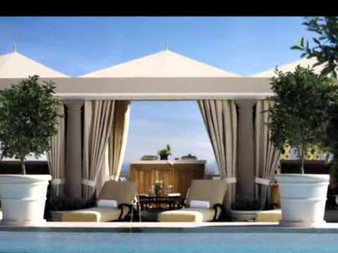 Pool Cabana Design Ideas - YouTube on Cabana Designs Ideas id=46804