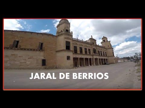 Investigación en la Hacienda Jaral de Berrios  Recorrido Histórico San Felipe, GTO. MÉXICO 🇲🇽
