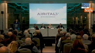 Meridiana cambia nome e rilancia: ecco Air Italy. A Malpensa il nuovo hub