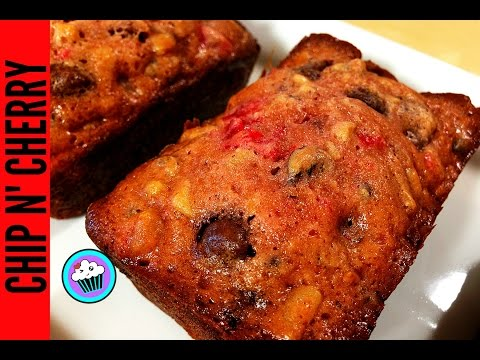 How to make Chip 'N Cherry Bread | Pinch of Luck