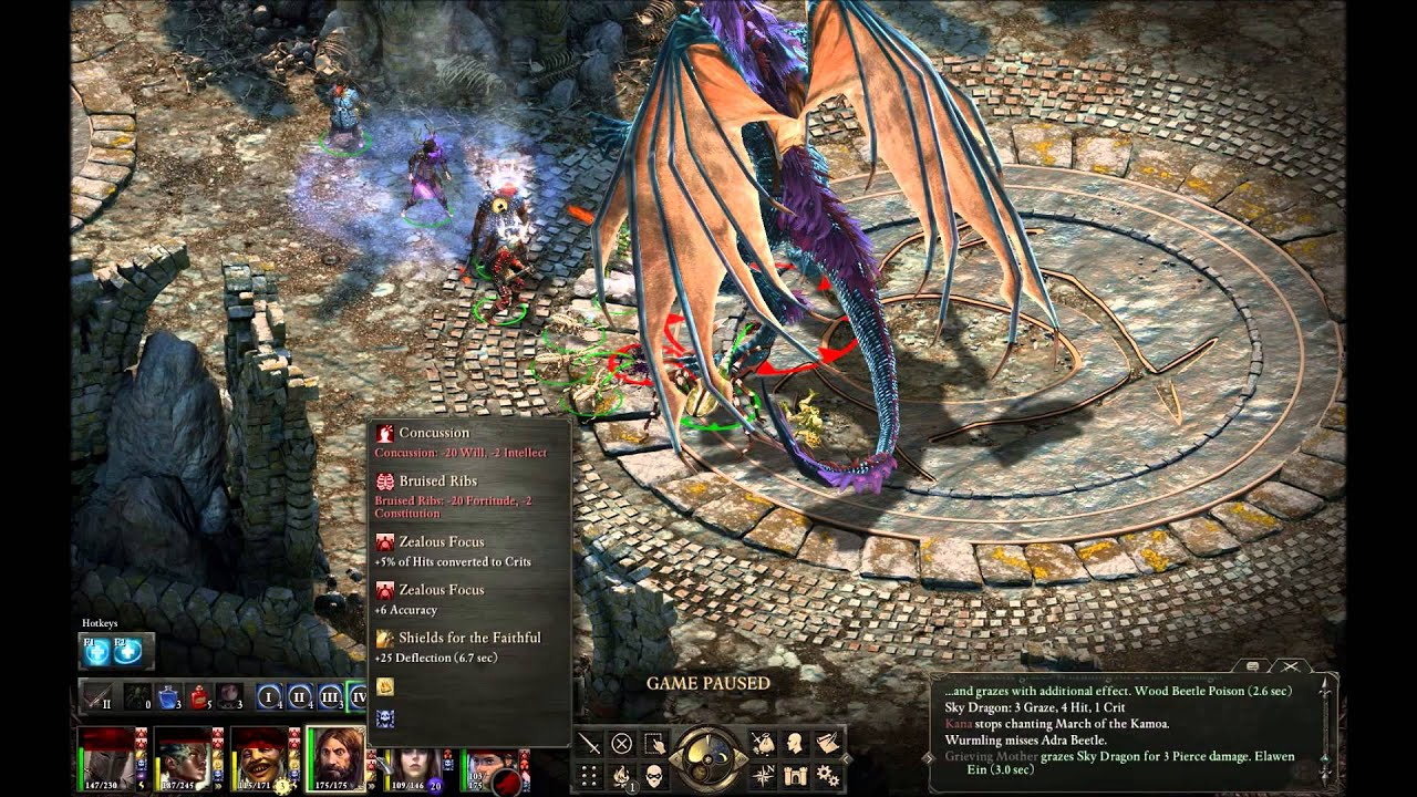 Pillars of Eternity Part 116 The Nest the Clouds