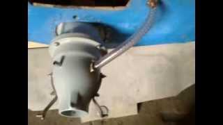 Судовой двигатель ВАЗ (охлаждение)