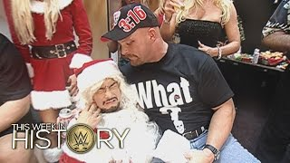 Mr. McMahon & Ric Flair host Raw Christmas parties: This Week in WWE History, Dec. 24, 2015