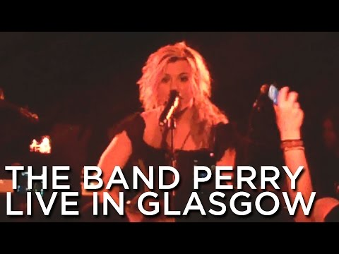 2012-11-17 'The Band Perry' @ O2 ABC 2, Glasgow, UK ('Fat Bottomed Girls')
