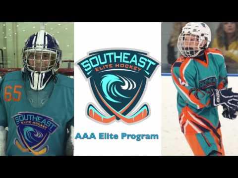Welcome To Southeast Elite Aaa Hockey Program Youtube