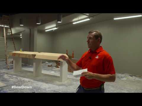 McKale Center Locker Rooms Construction Update