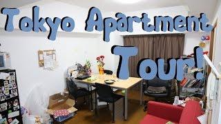 ♥♥ Tokyo Apartment Tour ♥♥