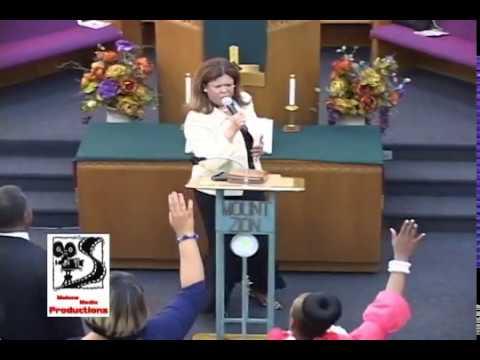 Evangelist Olivia Mitchell part 1