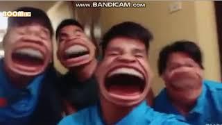 Khi các cầu thủ U23 quay tik tok Like và đăng kí kênh cho mình nha