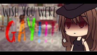Billie Eilish - Wish You Were Gay // GLMV Video