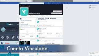 Proteger Facebook con Latch Cloud TOTP