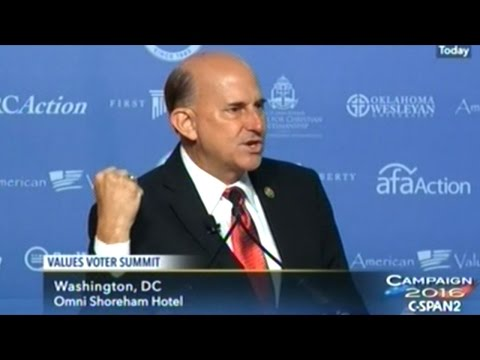 "Louie Gohmert ""Hillary And The U.N. Want To Take YOUR Freedom Of Speech Away!"""
