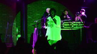 Afroman - Crazy Rap - Live in San Jose