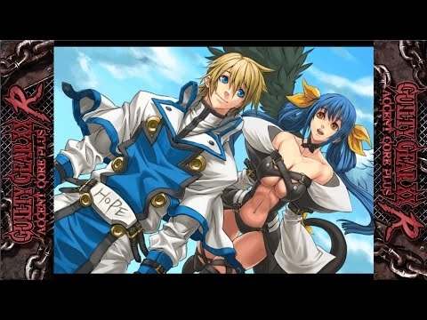 Guilty Gear XX Accent Core Plus R - Story Mode (Ky-Kiske Path 1)