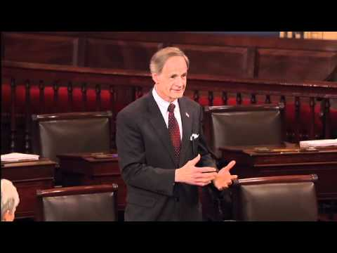 Senator Tom Carper Floor Speech on Averting the Government Shutdown