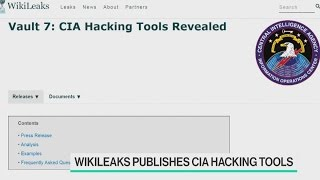 WikiLeaks Claims to Expose CIA Cyber Spying Techniques