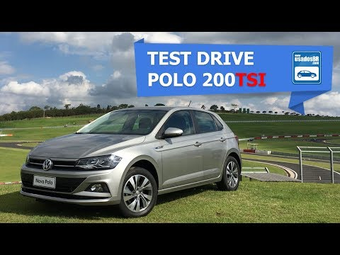 Test Drive Novo Polo 200 TSi - VW Experience