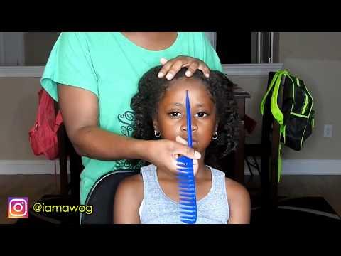 quick-&-easy-10-min-sock-bun-hairstyle-#2-|-kids-natural-hairstyle-|-iamawog