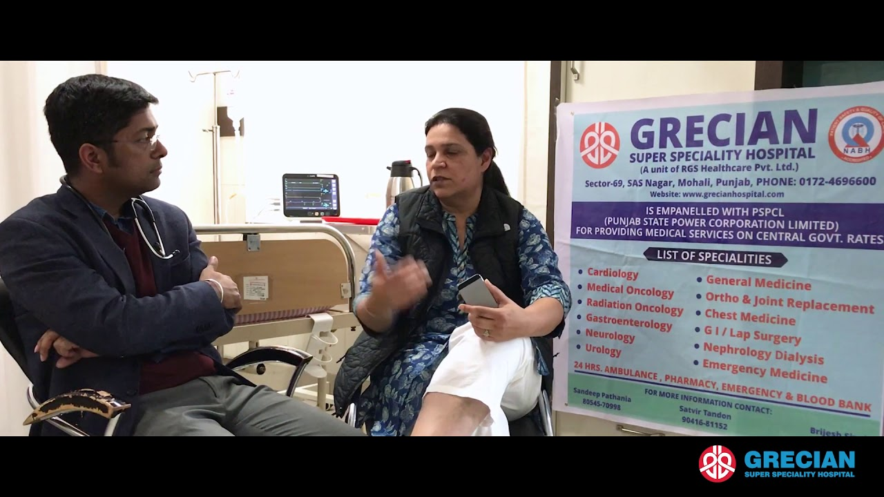 Grecian Super Speciality Hospital in Mohali | Medical Health