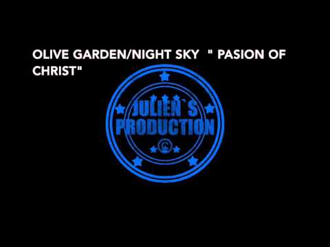 The olive garden pasion of christ 45 min loop