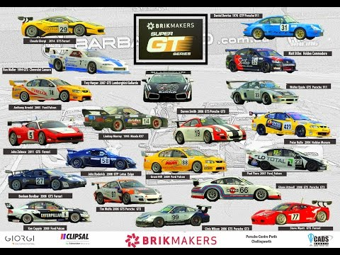 Race Day at Barbagallo Raceway - The Brikmakers GT Series