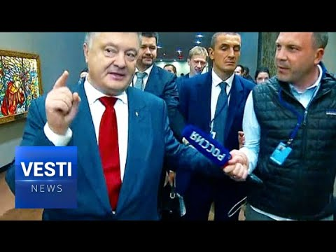 The Amazing Adventures of Poroshenko at the UN! Petro Gives Bizarre Performance for the Press
