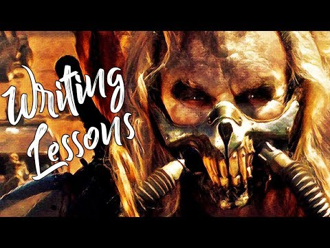 What Writers Should Learn From Mad Max: Fury Road