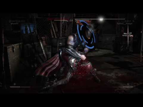 Mkxl Kung Law Combo to brutality