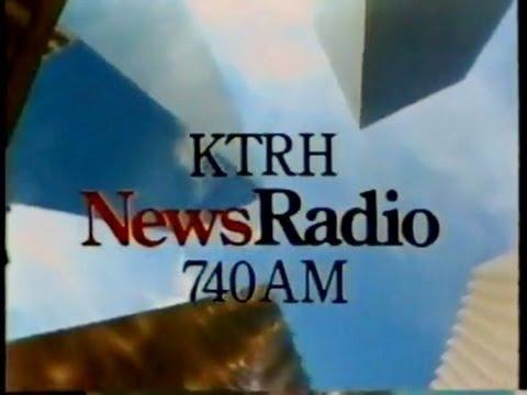 KTRH NewsRadio 740 AM circa 1984