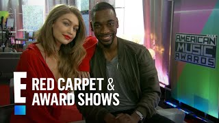 Gigi Hadid and Jay Pharoah Hosting 2016 AMAs! | E! Live from the Red Carpet
