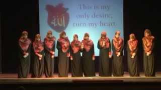 Mera Dil Badal De Presented by Students of Std IX, Al-Mu'minah School, 13th Annual Function