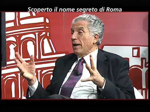NON SOLO POLITICA -VINCI-, IL NOME SEGRETO DI ROMA