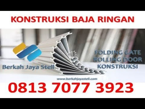 Kontraktor Baja Ringan Jakarta 081370773923 Konstruksi Murah Berkualitas Di