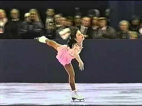 Tara Lipinski 1995 US Championship