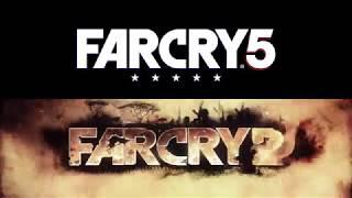Far Cry 2  vs Far Cry 5 Как юбикам похуй на свой конвеер