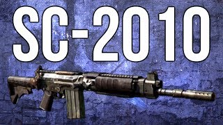 Ghosts In Depth - SC-2010 Assault Rifle Review
