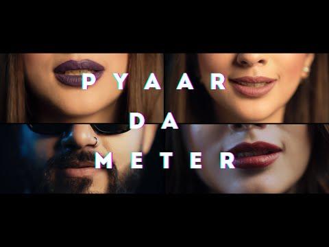 Taha G - Pyaar Da Meter (Official Music Video)