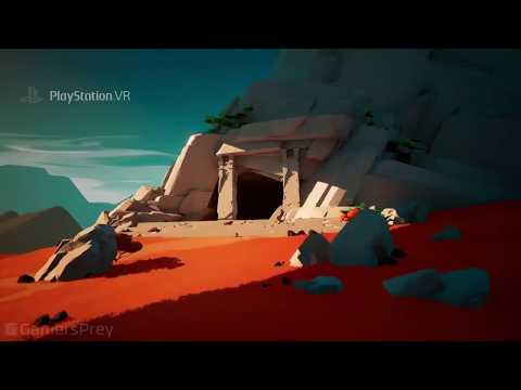 Megalith PlayStation VR Announcement Trailer (Disruptive Games) - PSVR
