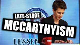 Rachel Maddow's Transformation Into a Fox News Host is Nearly Complete