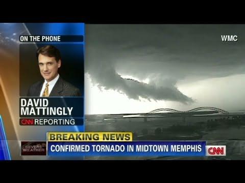 CNN: Memphis 'Quite A Spectacular Sight'