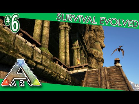 ARK: Survival Evolved - Building in the Ruins! S4E6