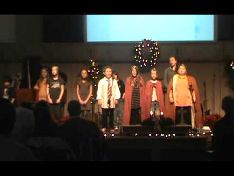 "Childrens Christmas Play ""A Star Is Born"""