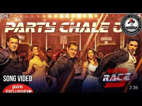 Party Chale On Song Full Audio -Race 3 | Salman Khan | Mika Singh , Lulia Vantur |vicky Hardik | Sst